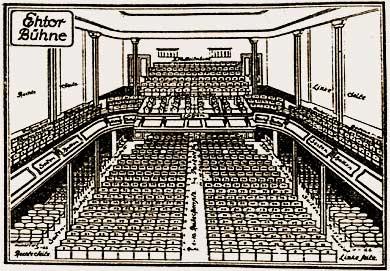 Parkett theater